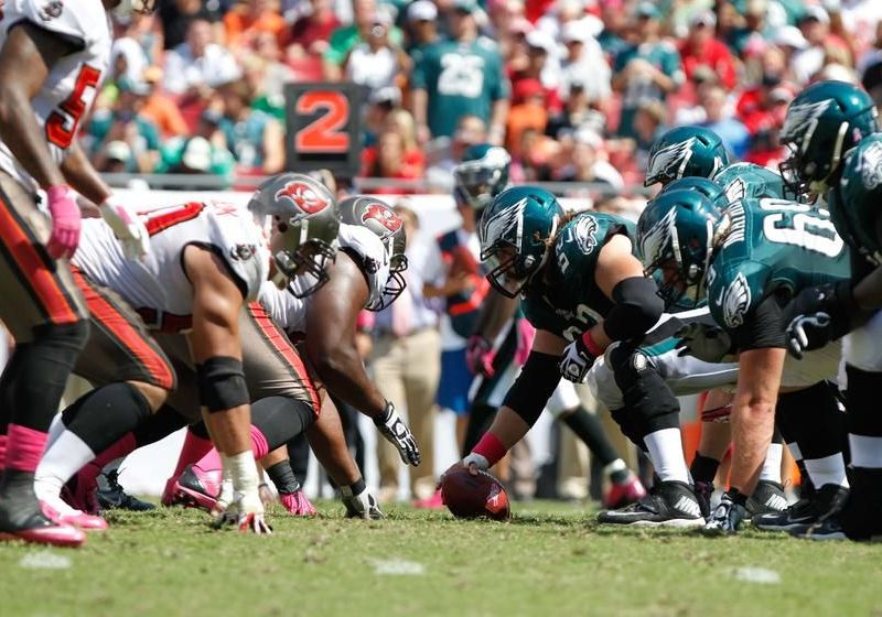 Eagles Offensive Line Will Shape Their Season