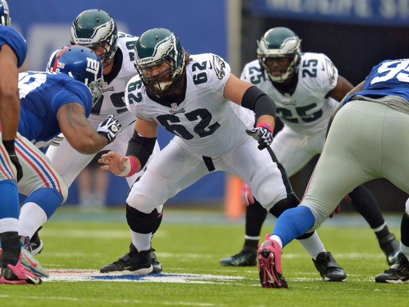I Like What Eagles Center Jason Kelce Had To Say