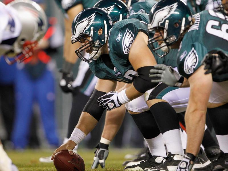 Confidence, Questions And Trade Reports On Eagles Offensive Line