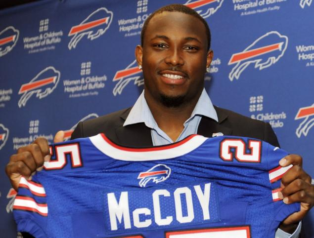 LeSean McCoy Refuses To Talk About His Chip Kelly Comments