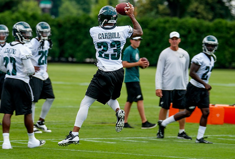 Malcolm Jenkins Tells Us Why Nolan Carroll Is Starting