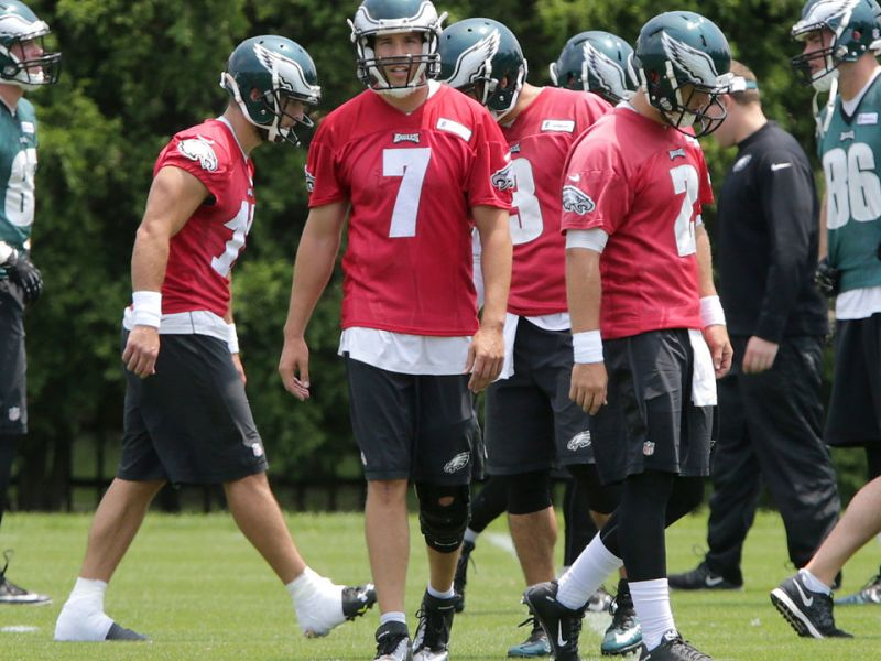 "NFL Analyst Greg Cosell On Sam Bradford:  ""A Little Skittish In The Pocket"""