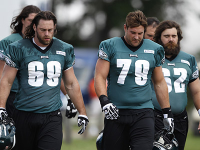 Todd Herremans Tells Us Exactly Why The Eagles Released Evan Mathis