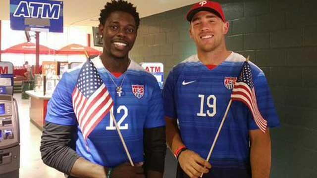 Zach Ertz' Girlfriend, Julie Johnston, Battling For U.S. Soccer Team Tonight