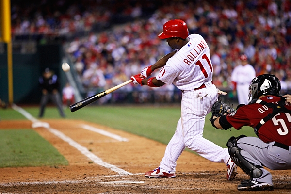 MLB Hall Of Famer Barry Larkin:  Jimmy Rollins Is A Hall Of Famer