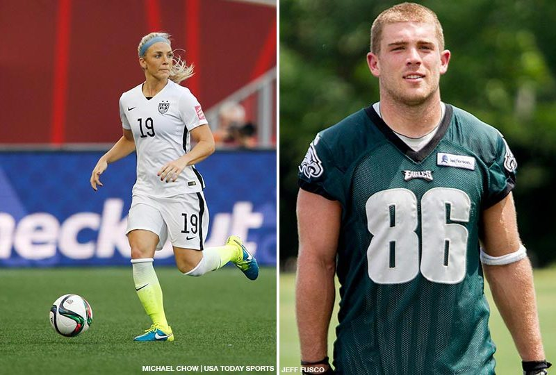 Zach Ertz Talking Eagles Perfection With Mind On World Cup Title