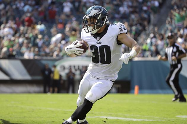 Second-Year Safety Ed Reynolds Stands Out In Eagles Secondary