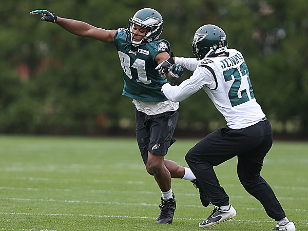 Malcolm Jenkins Sends Message To His Non-Practicing Teammates