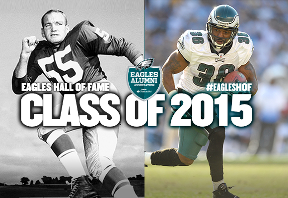 My Former Linebacker Coach Maxie Baughan Goes Into Eagles Hall Of Fame