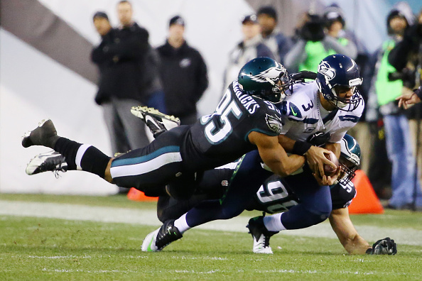 Eagles Sign LB Mychal Kendricks To Four-Year Extension