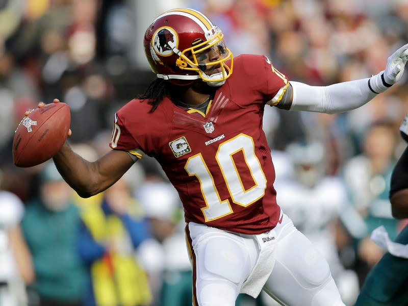 Would Chip Kelly Be Interested In Robert Griffin III?