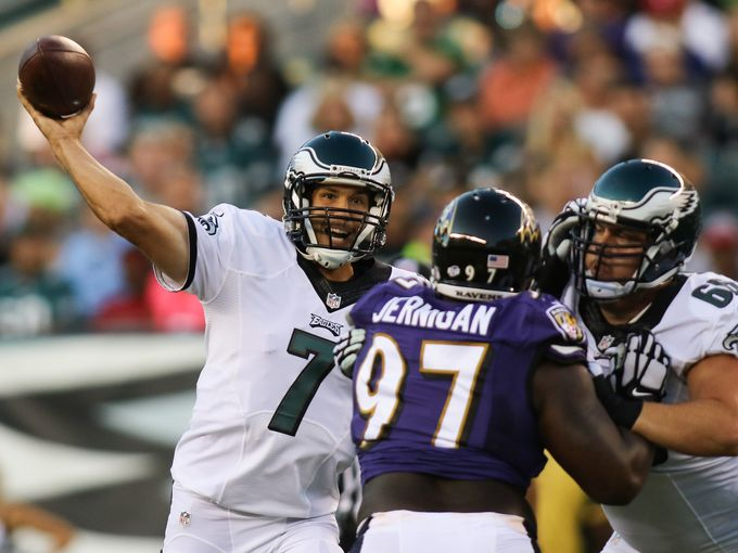 Sam Bradford Has The Arm, But Does He Have The Fire