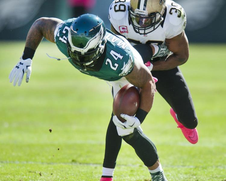 Ryan Mathews Continues To Outshine DeMarco Murray