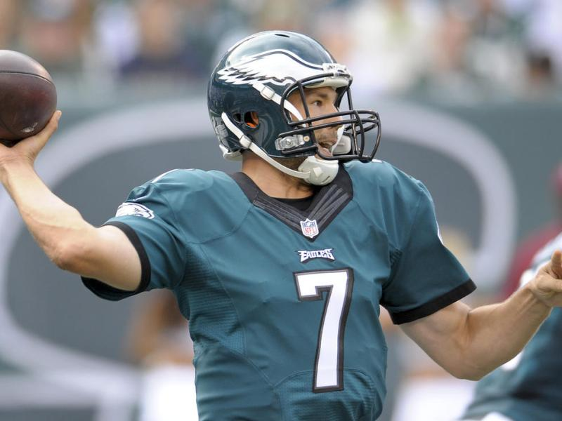 """Ron Jaworski On Sam Bradford:  """"He's plainly got to play better. He's favoring the leg"""""""