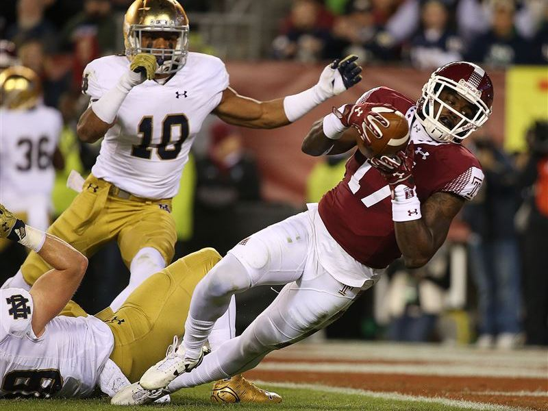 Temple Owls Come Close To Pulling The Upset, But Lose 24-20