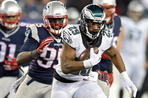 Eagles Stay Or Go: Running Backs