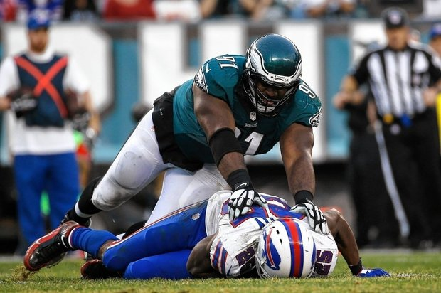 Eagles Reportedly Trying To Extend Fletcher Cox, Vinny Curry