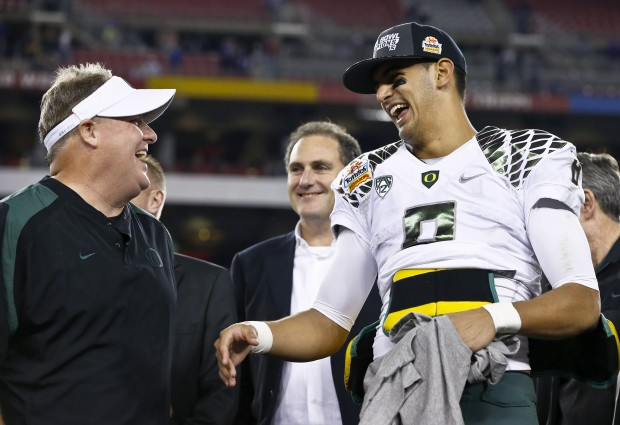 Can You Believe What Chip Offered For Marcus Mariota?