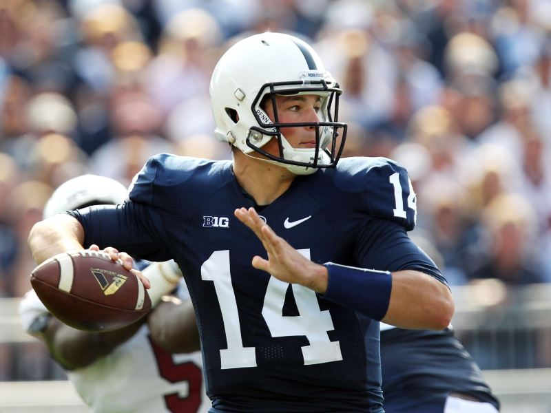 The Eagles Working Out Hackenberg As They Focus On QB's