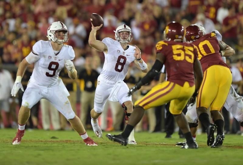 Report:  Eagles To Draft Stanford QB Kevin Hogan