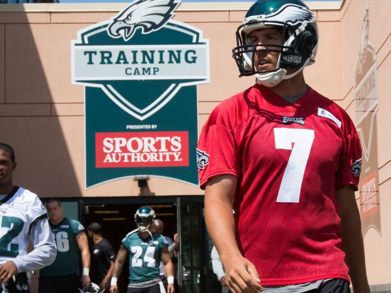 Eagles Voluntary Workouts Begin Today