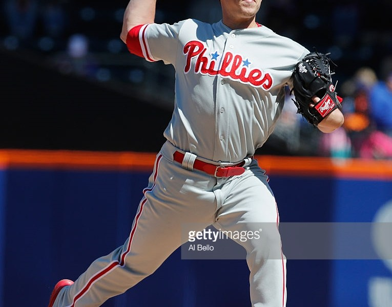 Notes From The Phillies' 5-2 Win Over New York