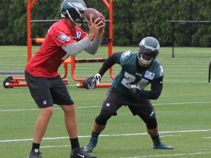 Four Injury-Prone Eagles Who Must Stay Healthy