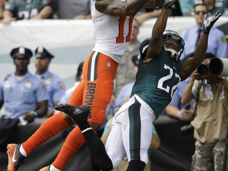 Bears Are Likely To Target Eagles Cornerbacks