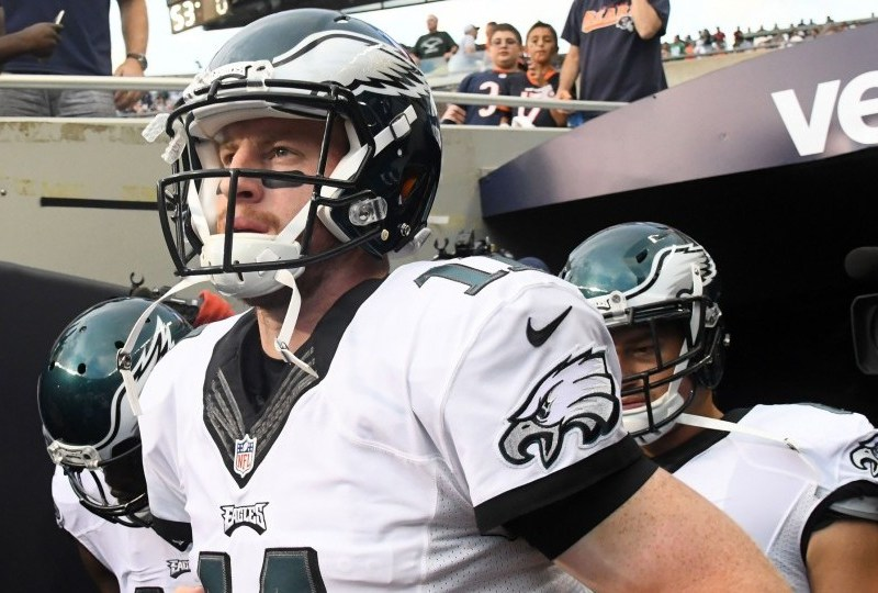 Thoughts From Eagles-Bears