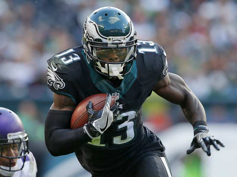 Josh Huff Was Made The Example