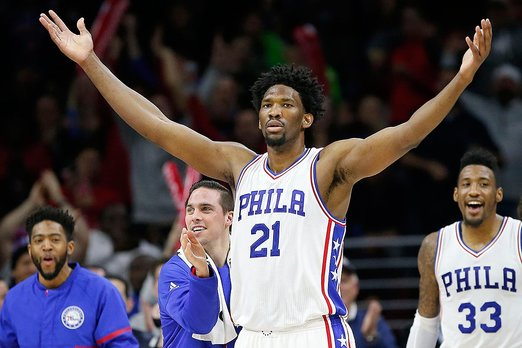 Video: Joel Embiid Not Thrilled About Brown Limiting His Playing Time