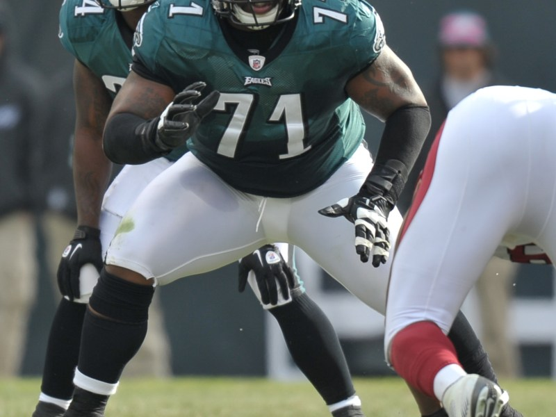 Jason Peters Staying In Philly At Same Salary