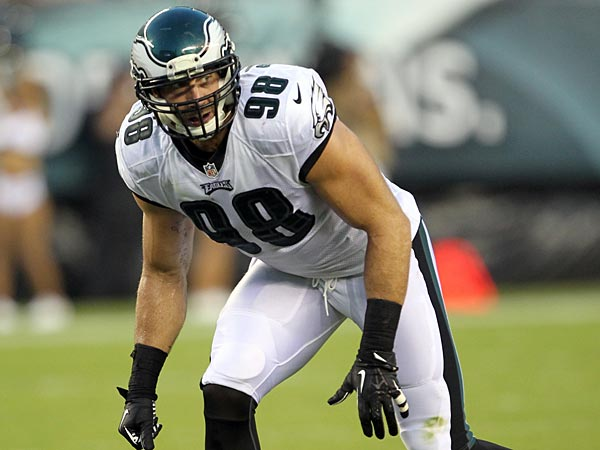 Eagles Release DE/LB Connor Barwin