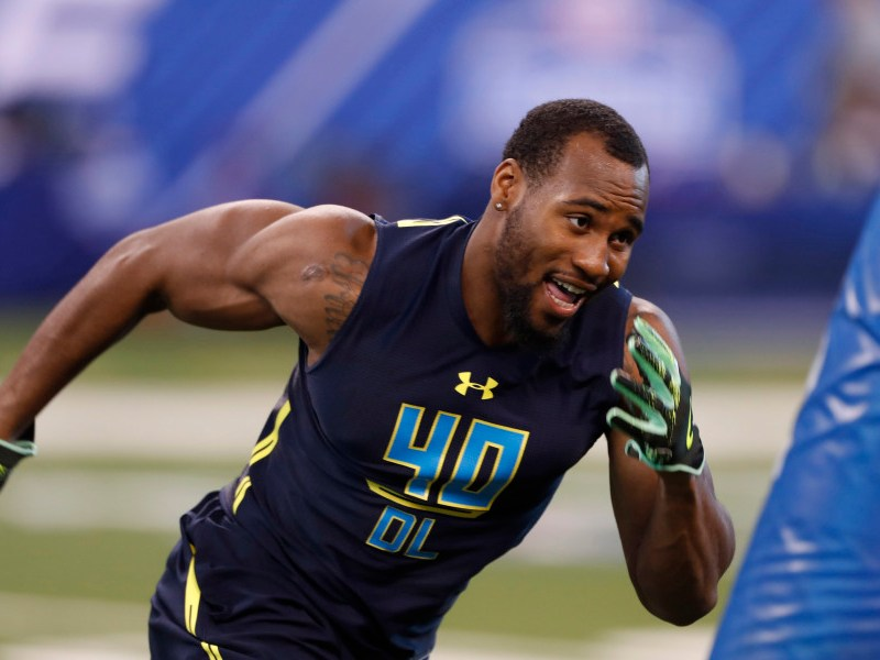 Temple's Reddick and Villanova's Kpassagnon Impress At NFL Combine