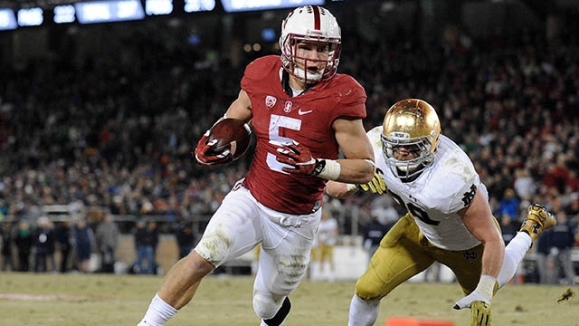 Christian McCaffrey Could Be A Good Fit For Eagles – Podcast