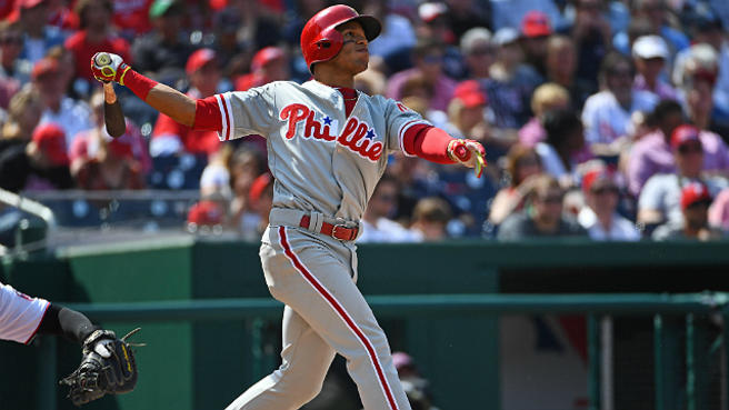 Notes From The Phillies' 3-1 Win Over Miami