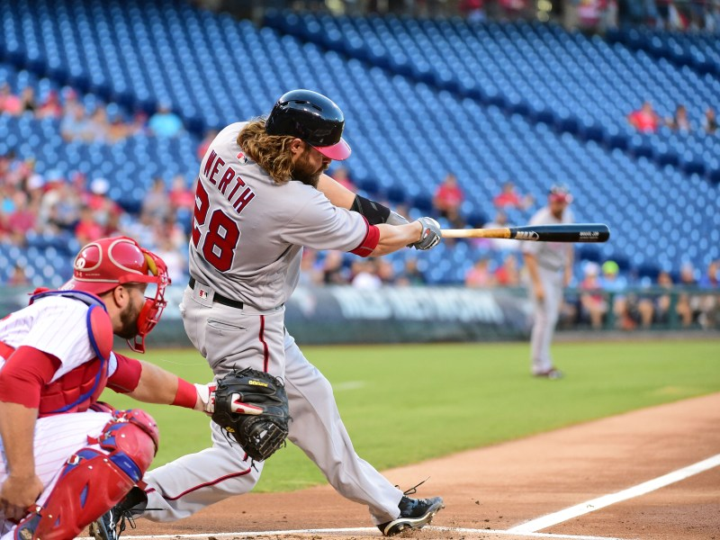Notes From The Phillies' 7-6 Loss To Washington