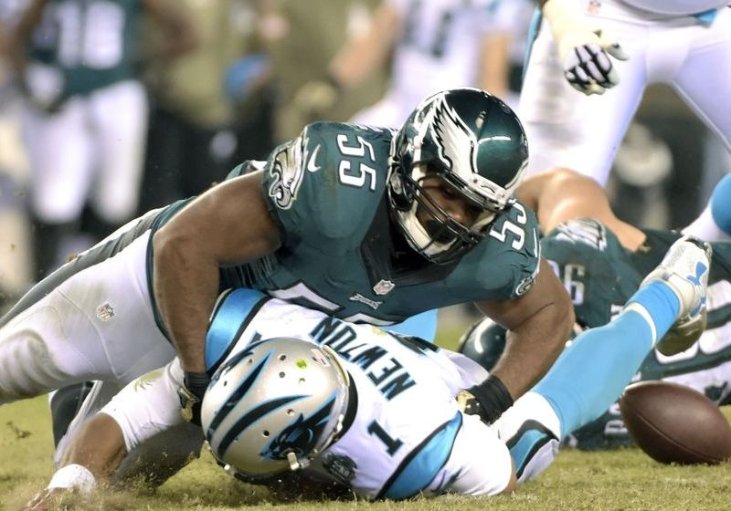 "Brandon Graham: ""I was never holding out… I love playing in Philly"""