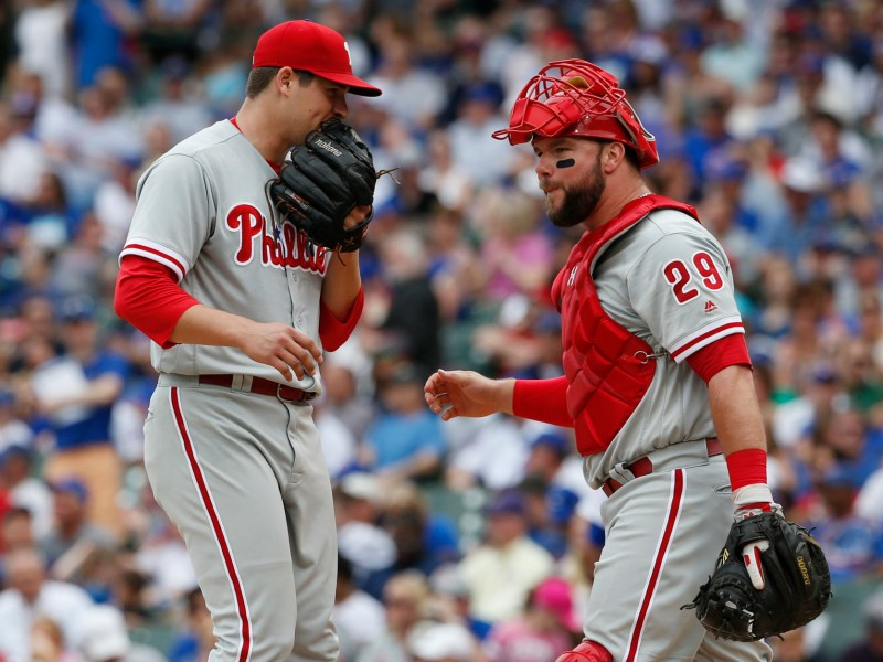 Notes From The Phillies' 4-1 Win Over Washington