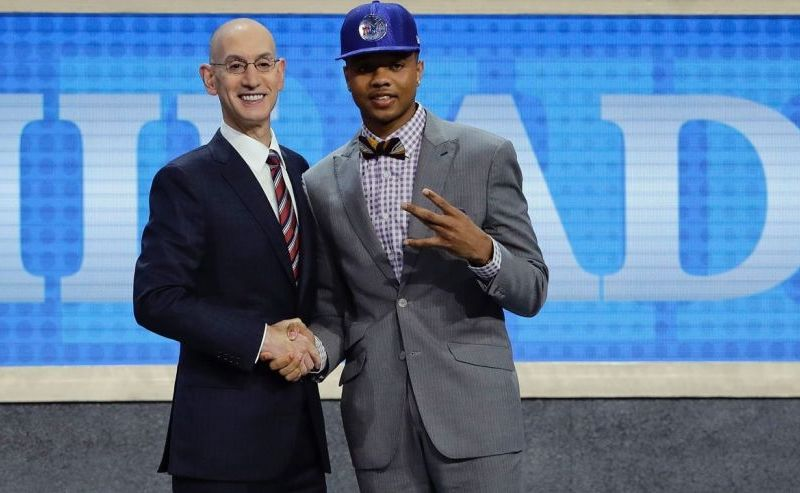 Thoughts On The NBA Draft