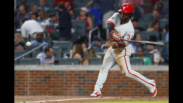 Notes From The Phillies' 7-4 Loss To New York