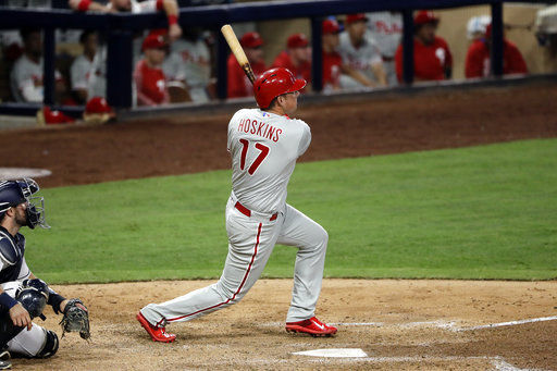 Notes From The Phillies' 4-2 Loss To Atlanta