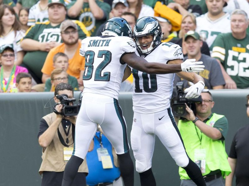 Thoughts From Eagles-Packers
