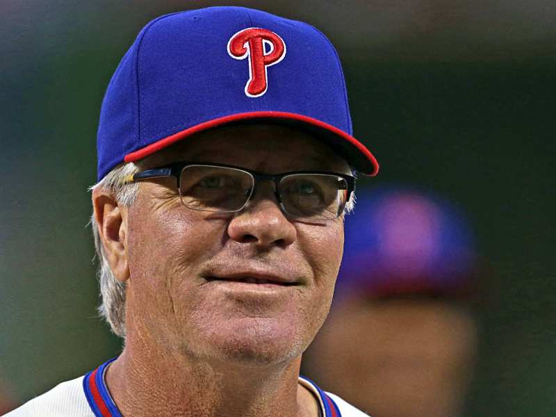 Phillies Announce Pete Mackanin Will Not Be The 2018 Manager