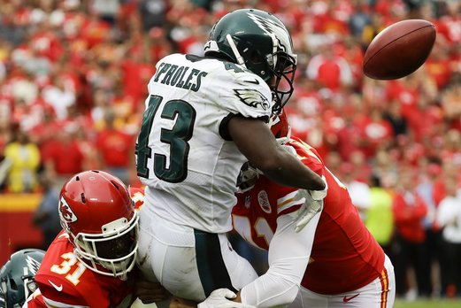 Thoughts From Eagles-Chiefs