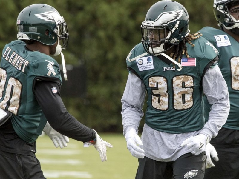Video:  Pederson On The Play of Clement and Ajayi