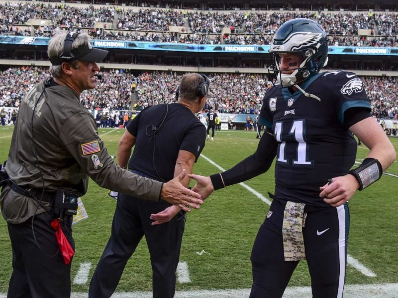 Video: Pederson and Wentz On This Point In The Eagles Season
