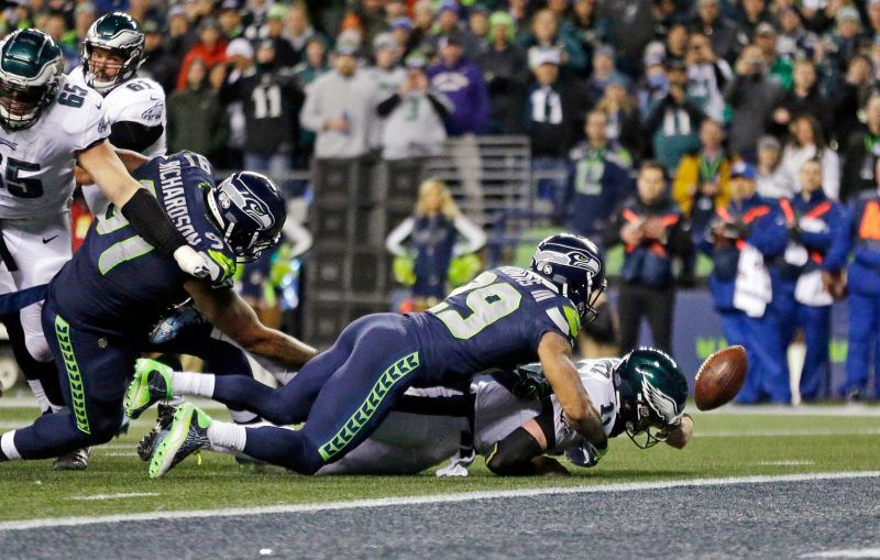 Video:  Eagles Must Have Two Hands On The Football
