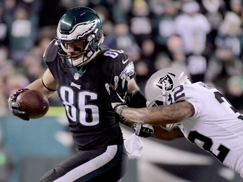 Thoughts From Eagles-Raiders