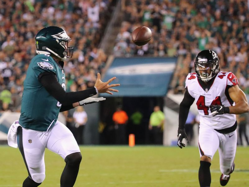 Eagles Passing Game Not In Sync, Except Philly Philly